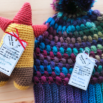 FREE Printable Tags for Crocheters and Knitters