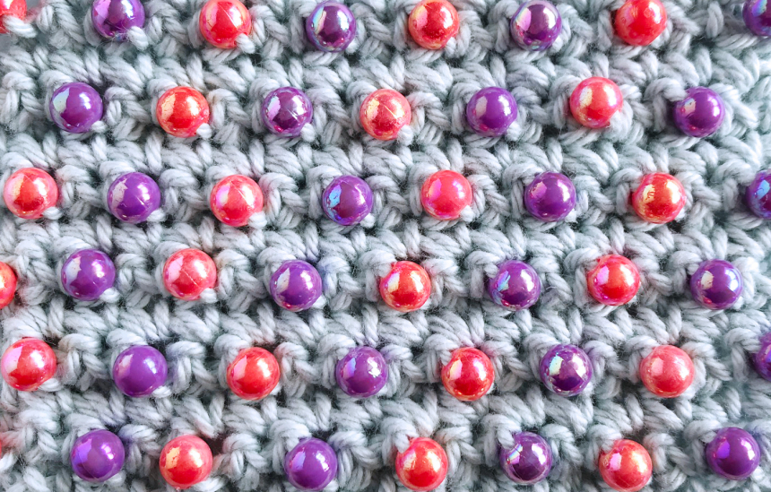 How to: Crochet with Beads