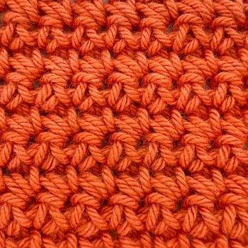 Cómo Tejer a Crochet: Punto Bajo o Medio Punto